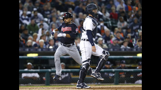 Indians clinch AL Central crown with 7-4 win over Tigers