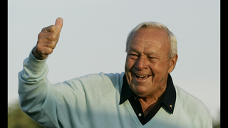 Arnold Palmer, the King with a personal touch