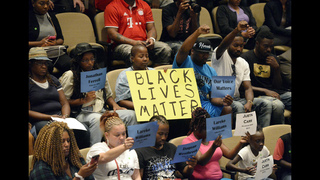 Charlotte residents denounce officials over police shooting