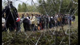 Central Europe sees anti-immigration fervor, no migrants