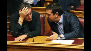 Greece transfers utilities to fund