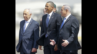The Latest: Netanyahu convenes Cabinet after Peres