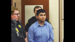 Mall shooting suspect ate with stepfather before attack