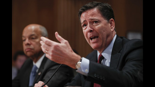 FBI director again defends integrity of Clinton email probe