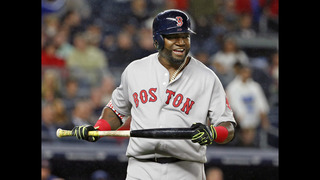 LEADING OFF: Ortiz plays last game at Yankee Stadium