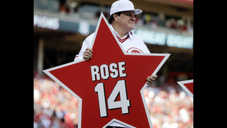 Banned Rose appeals to Hall of Fame for eligibility
