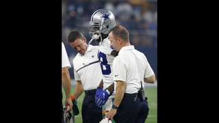 WR Bryant avoided Cowboys for 2 days, fearing news on knee