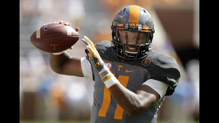 No. 11 Tennessee, No. 25 Georgia meet in key SEC East game