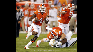 Clemson-Louisville highlights trio of top 10 matchups