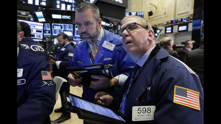 US stocks rebound as consumer companies and banks rise