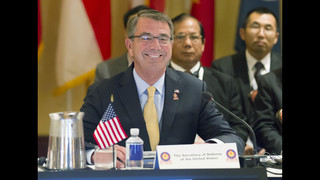 Pentagon chief urges Southeast Asia security cooperation