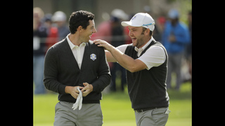Newcomers _ 6 Euros, 2 Yanks _ could be key to Ryder Cup
