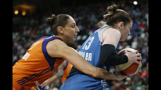 Sparks and Lynx move within 1 win of WNBA Finals showdown