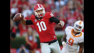 Georgia freshman quarterback to experience first Georgia-Florida game