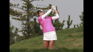 Brittany Lang leads LPGA KEB HanaBank Championship