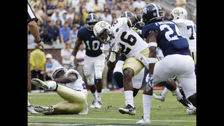 Georgia Tech rolls to 35-24 win over Georgia Southern