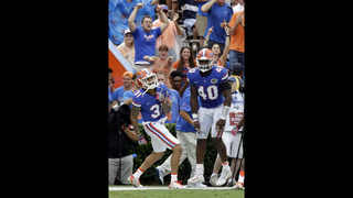 Gators head to Jacksonville with one of the nation