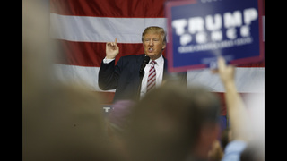 Presidential candidate Donald Trump to hold rally in St. Augustine