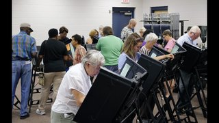 Early voting begins for Arkansas general election