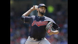 Indians could have starter Salazar back for World Series