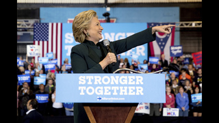 For Clinton, struggle to change public perception persists