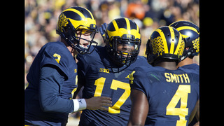 No. 3 Michigan tops Illinois 41-8, tunes up for Michigan St