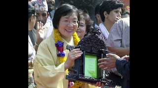Junko Tabei, 1st woman to climb Everest, dies at 77