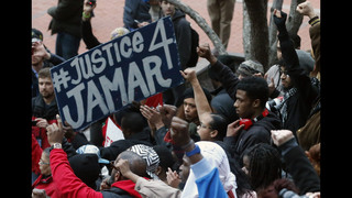 No discipline for Minneapolis cops in Jamar Clark slaying