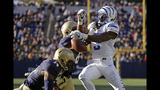 Navy bullies Memphis on the ground for 42-28 win