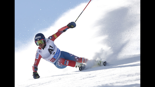 Pinturault beats Hirscher in opening WCup race; Ligety 5th