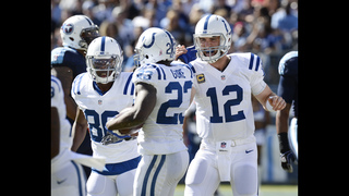 Luck still perfect vs. Titans as Colts pull out 34-26 win