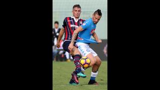 Napoli ends losing streak; Inter beaten again in Serie A