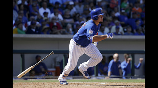 Cubs pondering World Series return for slugger Schwarber