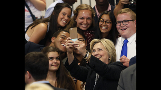 Poll: Young voters now coming through for Hillary Clinton