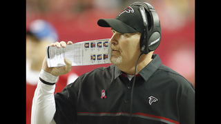 Quinn stands by fourth-down call in Falcons