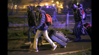 France moving more than 6,000 migrants from makeshift camp