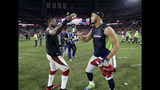 Seattle, Arizona players not sure how to react after 6-6 tie