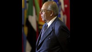 Former Uruguayan President Jorge Batlle dies at 88