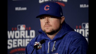 Lester, Cubs ready in case Cleveland tries to run wild