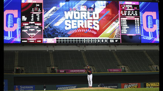 Indians embrace underdog role in World Series against Cubs
