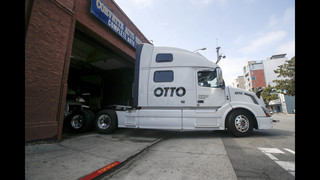 Beer run! Self-driving truck goes 120-plus miles on delivery