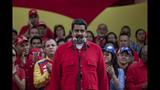 Mass protest in Venezuela demanding end of