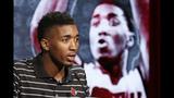 Louisville guard: Team focused on season, not investigation