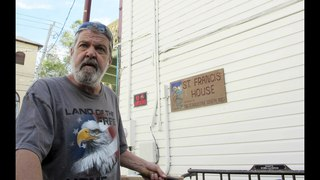 Hurricane floods homeless housing in historic St. Augustine