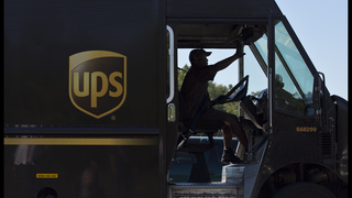 UPS 3Q profit up 1 percent as US revenue increases