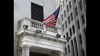 US stocks tick lower as industrial companies skid