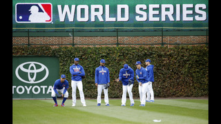 World Series returns to Wrigley for first time in 71 years