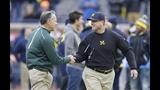 Michigan State motivated to spoil No. 2 Michigan