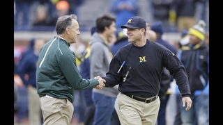 Michigan State motivated to spoil No. 2 Michigan