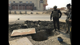The Latest: EU official: Defeating IS in Iraq, Syria is key
